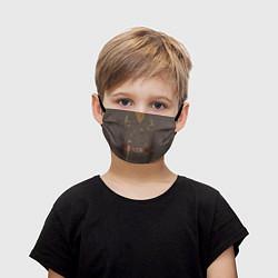 Детская маска для лица Шинель