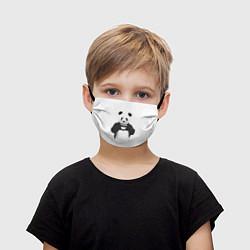 Детская маска для лица Panda Love