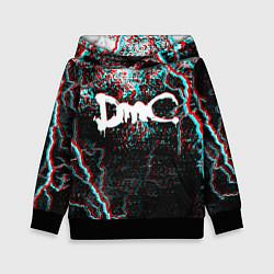 Толстовка-худи детская DEVIL MAY CRY DMC цвета 3D-черный — фото 1