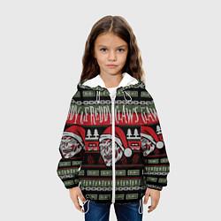 Куртка 3D с капюшоном для ребенка Freddy Christmas - фото 2