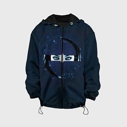 Куртка с капюшоном детская Evanescence Eyes цвета 3D-черный — фото 1