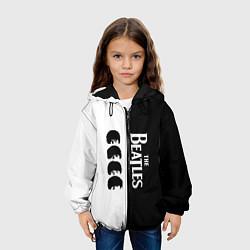 Куртка 3D с капюшоном для ребенка The Beatles: Black & White - фото 2