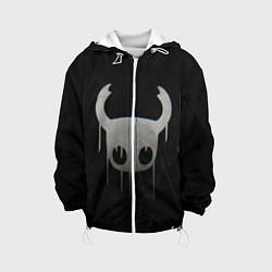Куртка с капюшоном детская Hollow Knight цвета 3D-белый — фото 1