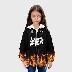 Куртка 3D с капюшоном для ребенка Slayer - фото 2