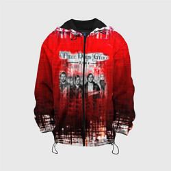 Куртка 3D с капюшоном для ребенка Three Days Grace - фото 1