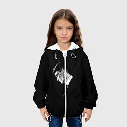 Куртка 3D с капюшоном для ребенка Peaky Blinders - фото 2