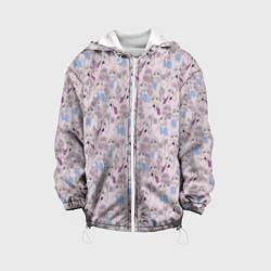 Детская 3D-куртка с капюшоном с принтом Холодное сердце 2, цвет: 3D-белый, артикул: 10253065305458 — фото 1
