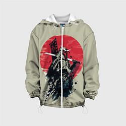Куртка 3D с капюшоном для ребенка Samurai man - фото 1
