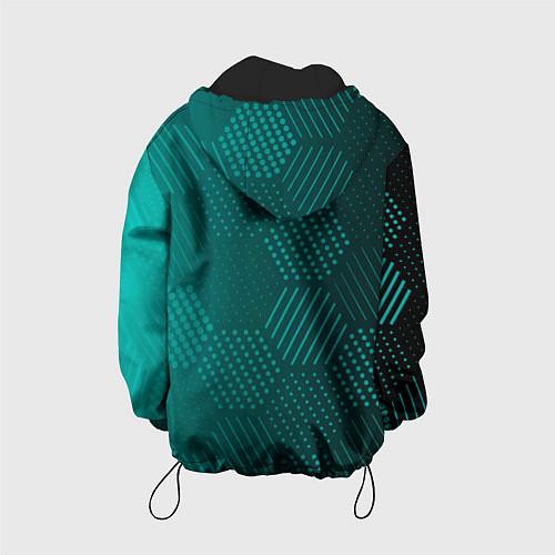 Детская куртка AMONG US / 3D-Черный – фото 2