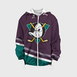 Куртка 3D с капюшоном для ребенка Anaheim Ducks Selanne - фото 1