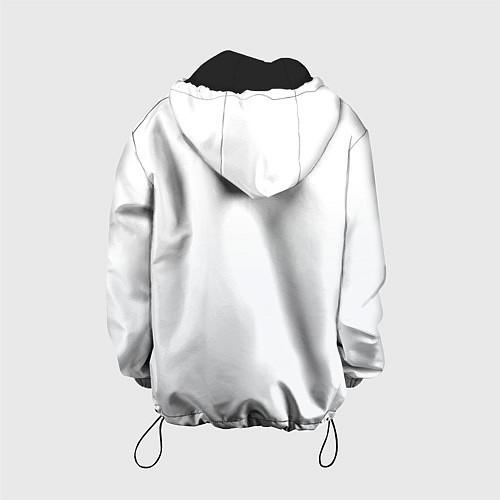 Детская куртка Группа Пикник / 3D-Черный – фото 2