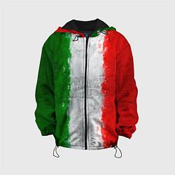 Куртка с капюшоном детская Italian цвета 3D-черный — фото 1