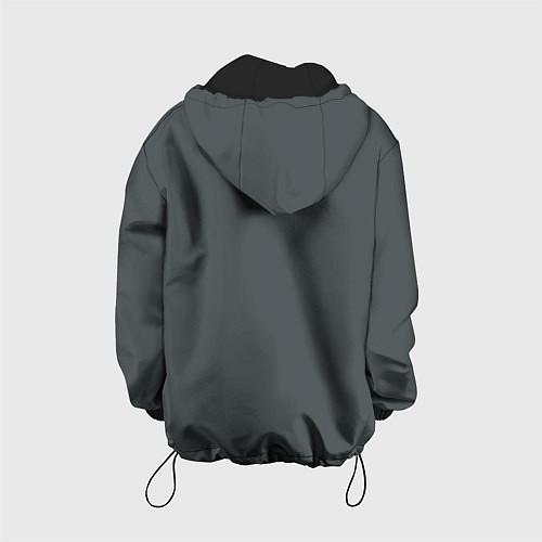 Детская куртка Скелет Терминатора / 3D-Черный – фото 2