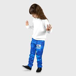 Брюки детские KSI Iceland Winter цвета 3D — фото 2