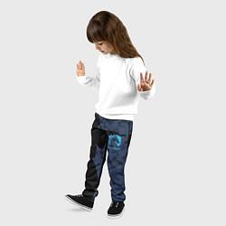 Брюки детские CS:GO Team Liquid цвета 3D — фото 2