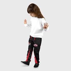 Брюки детские MMA Elite цвета 3D-принт — фото 2