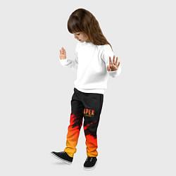 Брюки детские Apex Sprite цвета 3D — фото 2