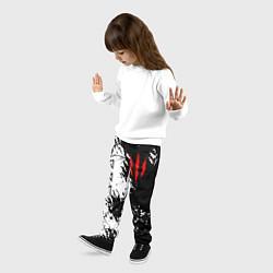 Брюки детские THE WITCHER цвета 3D — фото 2