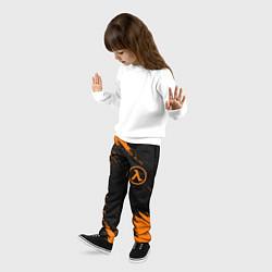 Брюки детские HALF-LIFE цвета 3D — фото 2