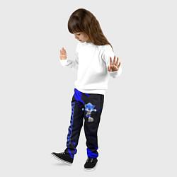 Брюки детские SONIC цвета 3D — фото 2