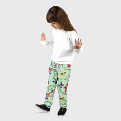 Брюки детские Big Hero 6 цвета 3D — фото 2