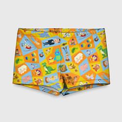Плавки для мальчика История Игрушек цвета 3D — фото 1