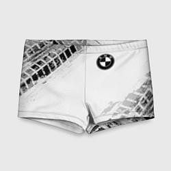 Плавки для мальчика BMW ПРОТЕКТОР ШИН цвета 3D — фото 1