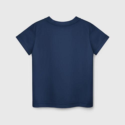 Детская футболка The Beatles: pop-art / Тёмно-синий – фото 2