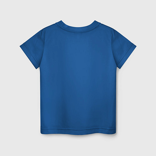 Детская футболка Walking Beatles / Синий – фото 2