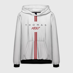 Толстовка-худи мужская Thomas Mraz цвета 3D-черный — фото 1