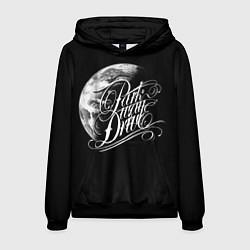 Толстовка-худи мужская Parkway Drive цвета 3D-черный — фото 1