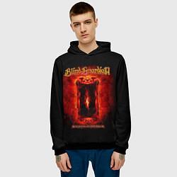 Толстовка-худи мужская Blind Guardian цвета 3D-черный — фото 2