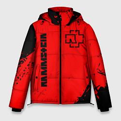 Куртка зимняя мужская RAMMSTEIN РАМШТАЙН цвета 3D-черный — фото 1
