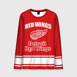 Лонгслив мужской Detroit red wings цвета 3D — фото 1