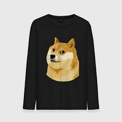 Мужской лонгслив Doge
