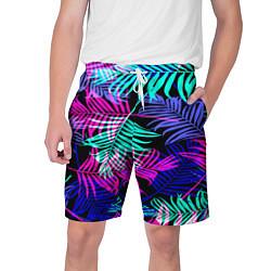 Шорты на шнурке мужские Hawaii ? цвета 3D-принт — фото 1