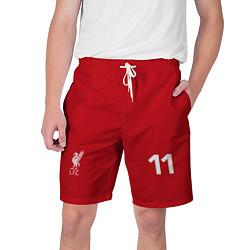 Шорты на шнурке мужские FC Liverpool: Salah Home 18/19 цвета 3D — фото 1