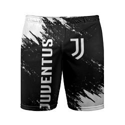 Шорты спортивные мужские JUVENTUS цвета 3D — фото 1