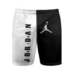 Шорты спортивные мужские MICHAEL JORDAN AIR цвета 3D-принт — фото 1