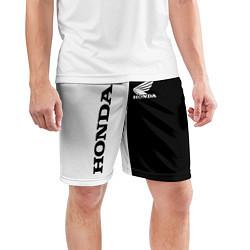 Шорты спортивные мужские HONDA цвета 3D — фото 2
