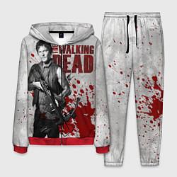 Костюм мужской Walking Dead: Deryl Dixon цвета 3D-красный — фото 1