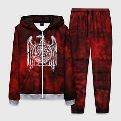 Костюм мужской Slayer: Blooded Eagle цвета 3D-меланж — фото 1