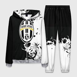 Костюм мужской Juventus4 цвета 3D-меланж — фото 1