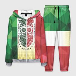 Костюм мужской Мексика цвета 3D-меланж — фото 1
