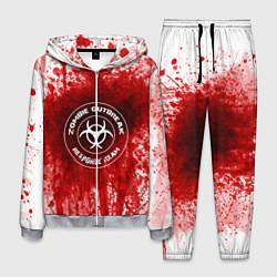 Костюм мужской Zombie Outbreak цвета 3D-меланж — фото 1