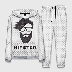 Костюм мужской Hipster цвета 3D-меланж — фото 1