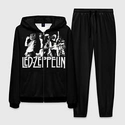 Костюм мужской Led Zeppelin: Mono цвета 3D-черный — фото 1