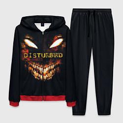 Костюм мужской Disturbed Demon цвета 3D-красный — фото 1