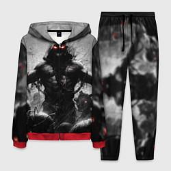 Костюм мужской Disturbed: Demon Rage цвета 3D-красный — фото 1
