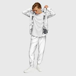 Костюм мужской Маяк цвета 3D-белый — фото 2